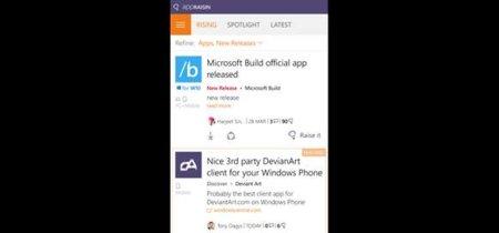 Confirmado: el 75% de los usuarios de AppRaisin proviene de Windows 10 Mobile