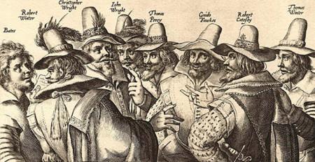Conspiradores De La Polvora