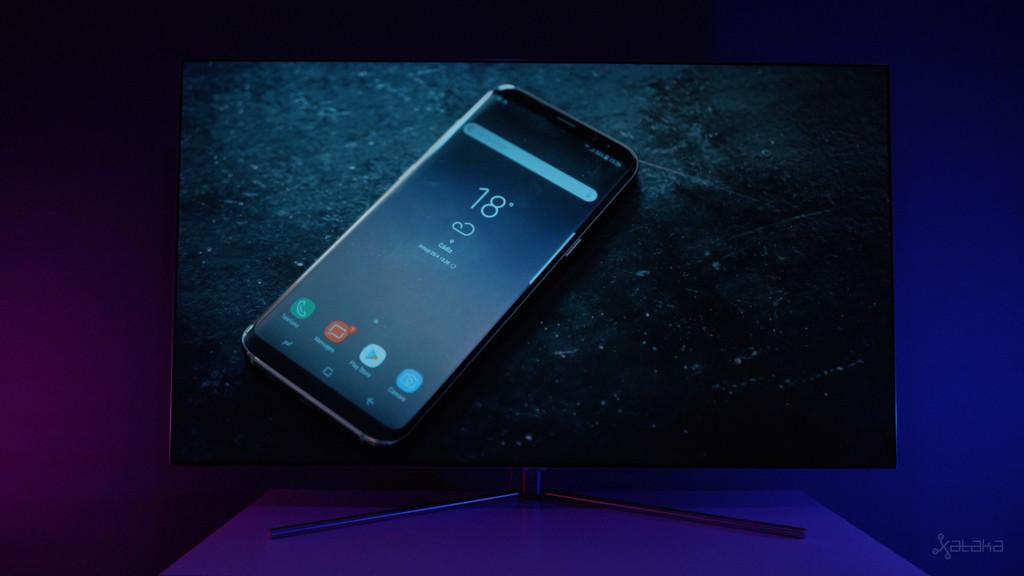 Samsung Qled Q7f 7