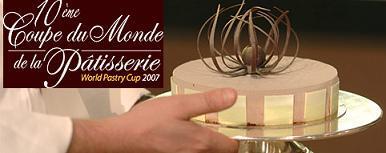 Copa del Mundo de Pastelería 2007