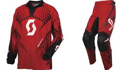 Conjunto Scott Sceptre para motocross