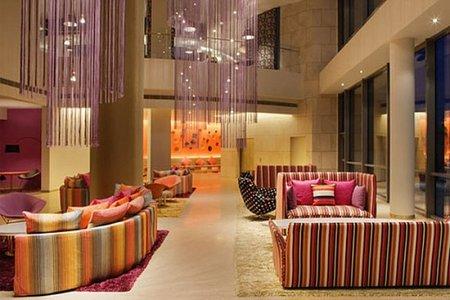 Hoteles bonitos: Hotel Missoni de Kuwait