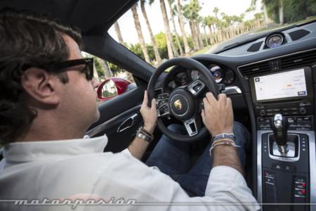Porsche 911 2016 Toma Contacto