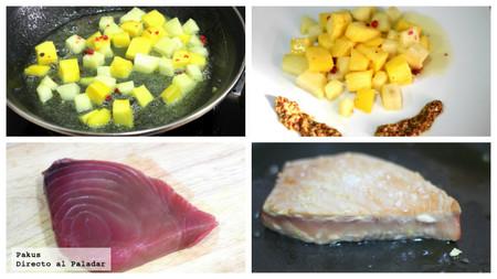 atun-con-mango-manzana