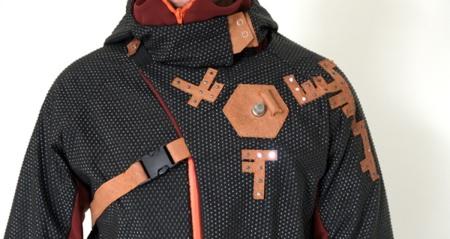 Aegis Parka: la chaqueta para el apocalipsis