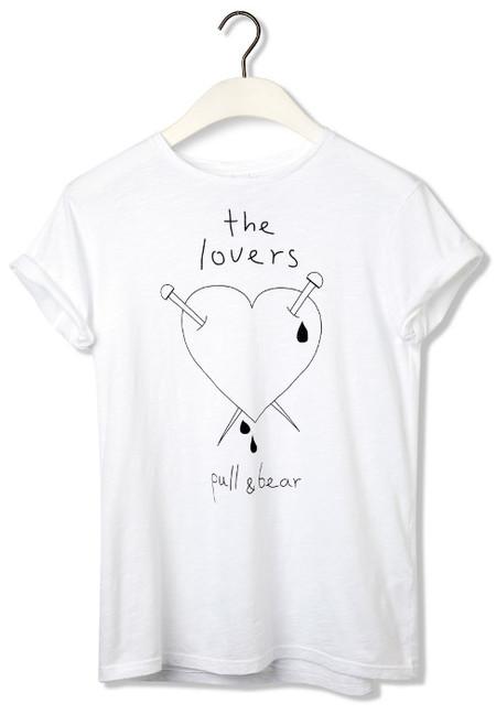 Pull&Bear Camisetas primavera 2013