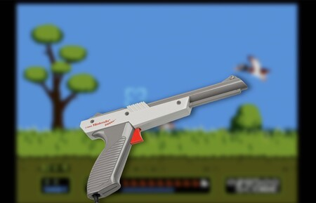 Cómo la pistola de NES sabía que apuntabas a los patos en la TV al jugar a 'Duck Hunt'