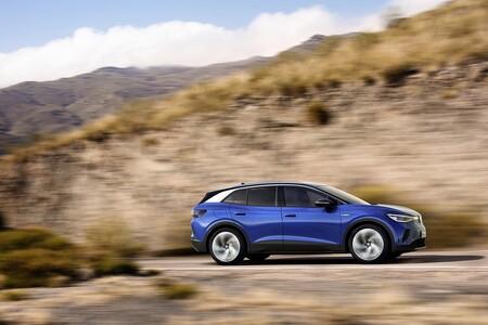 Volkswagen ID.4 SUV eléctrico precio