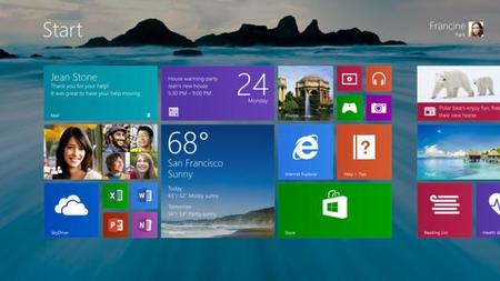 Windows 8.1 Preview será actualizable a la versión final pero no migrará aplicaciones