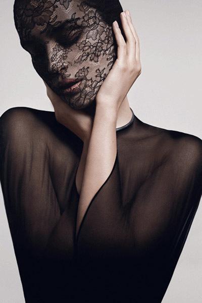 Mascarilla Haute Couture Givenchy