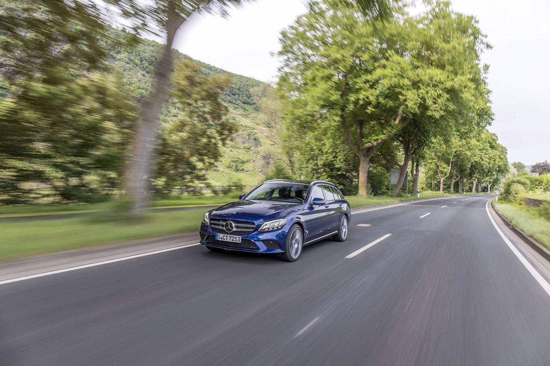Foto de Mercedes-Benz Clase C 2018, toma de contacto (243/255)
