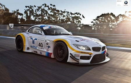 BMW confirma la llegada del Z4 GTE