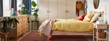 La semana decorativa: inspiración para habitaciones de matrimonio y dormitorios infantiles en 2021