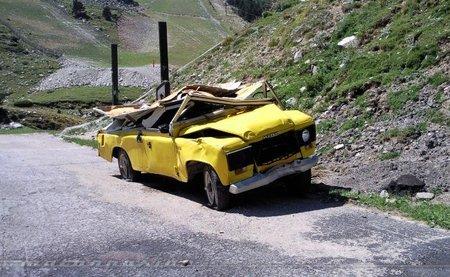 Siniestralidad vial en España