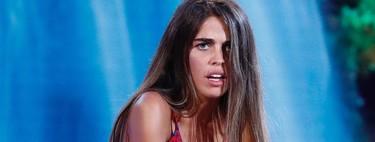 El drama de Violeta Mangriñán: no ha podido comprarse una tobillera de conchitas por sus tobillos XXL