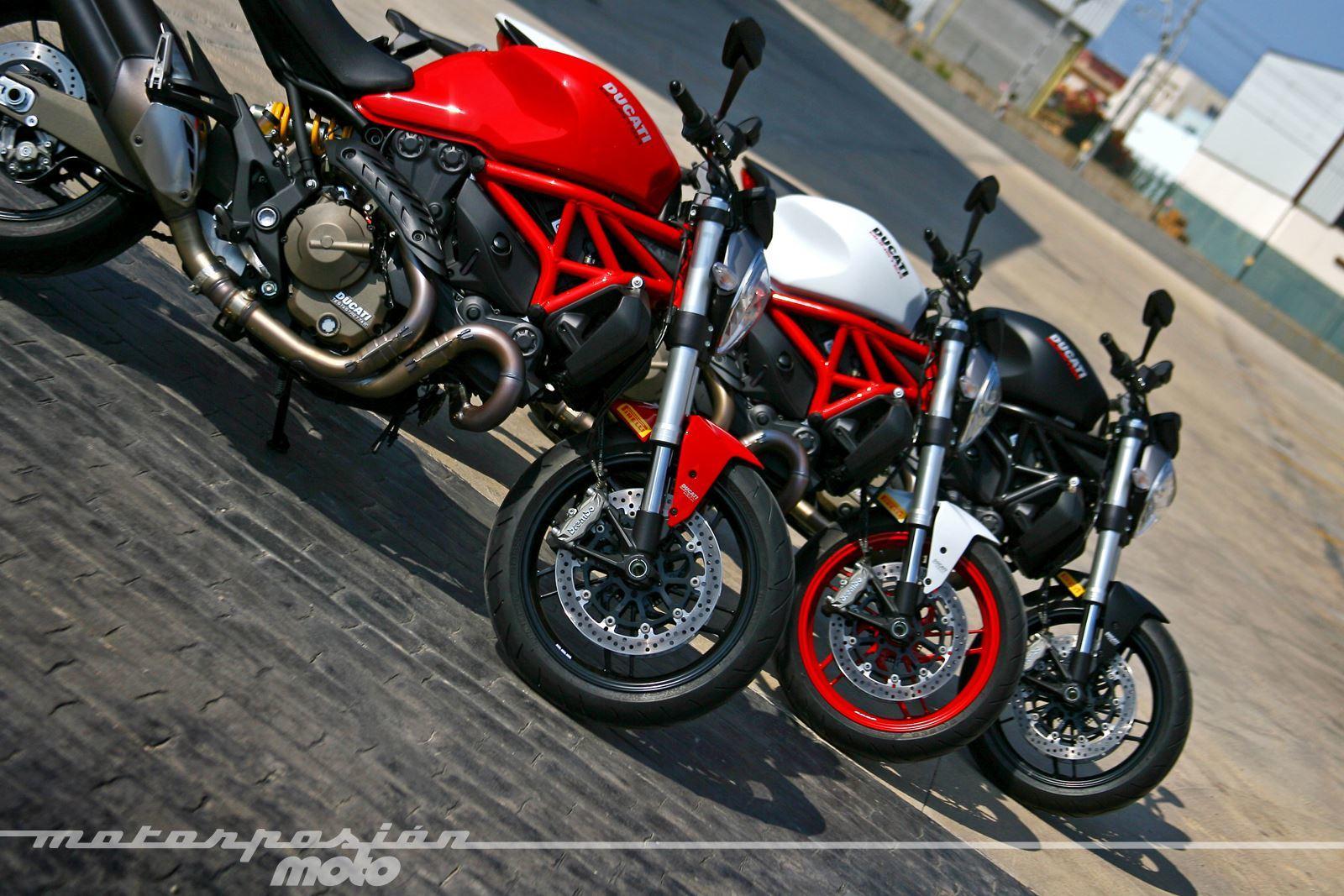 Ducati Monster 821 >> Ducati Monster 821, presentación prensa (42/51)