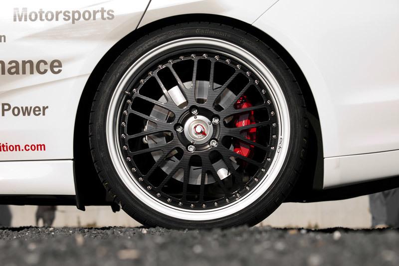 Porsche Panamera Turbo S por edo competition