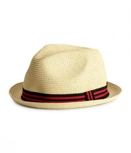 Sombrero de paja H&M