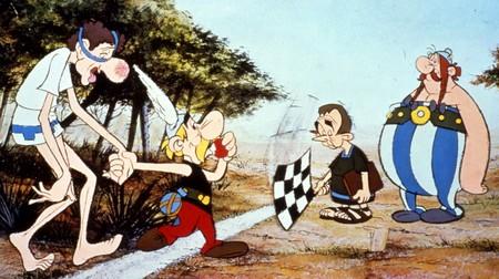 Las 12 pruebas de Asterix
