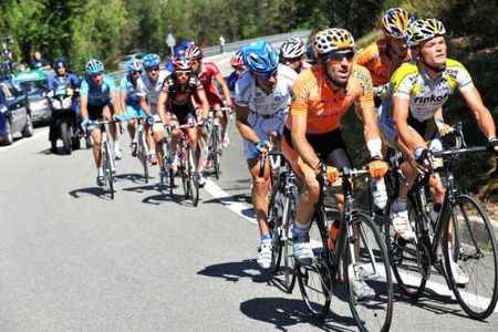 El lío televisivo de la Vuelta Ciclista a España