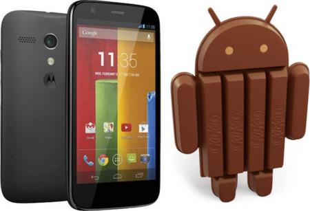 Motorola sigue siendo la más rápida (después de Google)