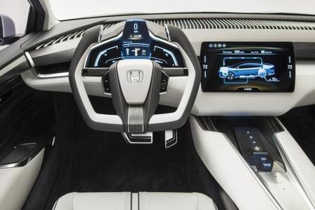 Honda Fcv Concept Trendencias Hombre