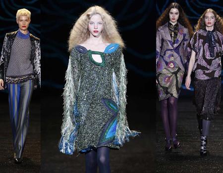 Custo Barcelona en la Semana de la Moda de Nueva York Otoño-Invierno 2008/09