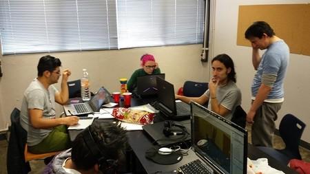 Global Game Jam 2014 en la Ciudad de México en SAE Institute