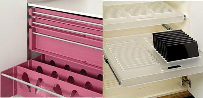 Organizador Cajones Baño:Compartimentando cajones y muebles con metacrilato