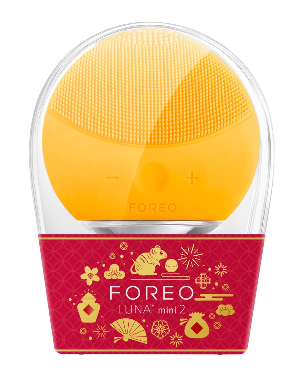 Cepillo limpiador facial sónico LUNA Mini 2 Foreo