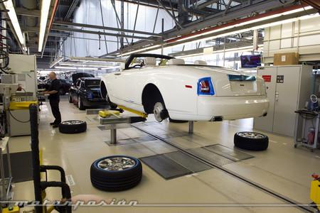 Fábrica Rolls-Royce