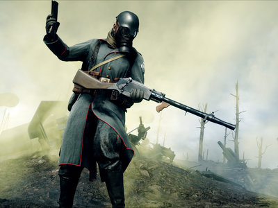 Battlefield 1 ya se puede pre-cargar en PS4 y este es el espacio que necesita tu disco duro para poder instalarlo