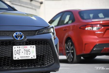 Toyota Corolla Hybrid Vs Se Mexico Ahorro Opiniones 6