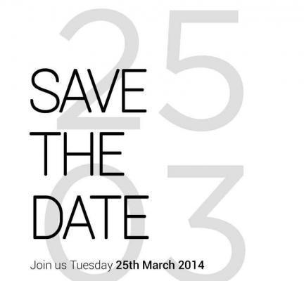 HTC lanzará su próximo terminal franquicia el 25 de marzo