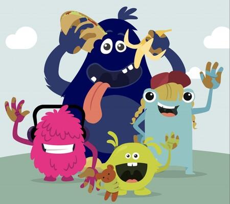 'Los Manosucias', unos monstruos divertidos que enseñan a los niños a lavarse bien las manos con mucho ritmo