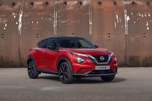 El Nissan Juke 2020 evoluciona sobre su mismo estilo disruptivo y tecnológico