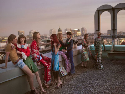 Alessandro Michele apuesta por el Berlín pop de los años 80 para presentarnos su nueva campaña