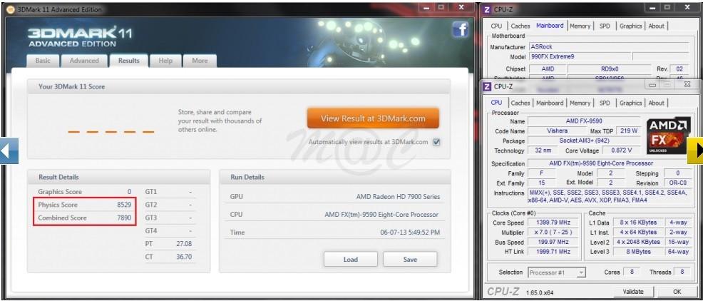 Foto de Rendimiento AMD FX-9590 a 5GHz (10/11)