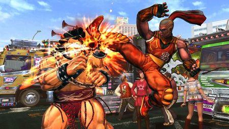 'Street Fighter x Tekken'. Capcom detalla sus primeros DLCs