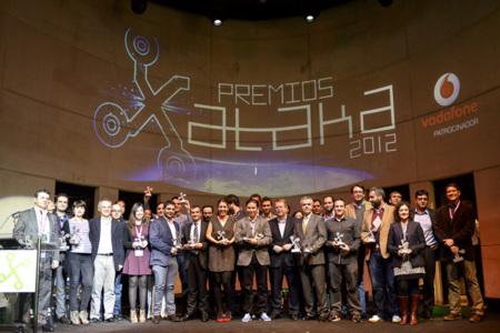 ganadores premios xataka 2012