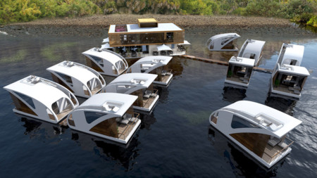 Floating Hotel And Apartments 3