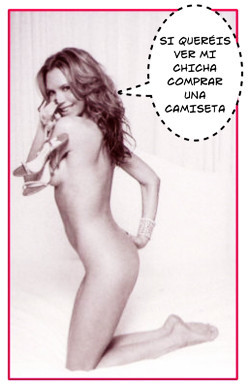 "Victoria Beckham se ""despelota"" por solidaridad"