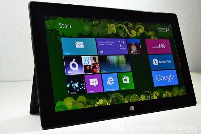 Surface RT se prepara para una rebaja de precio