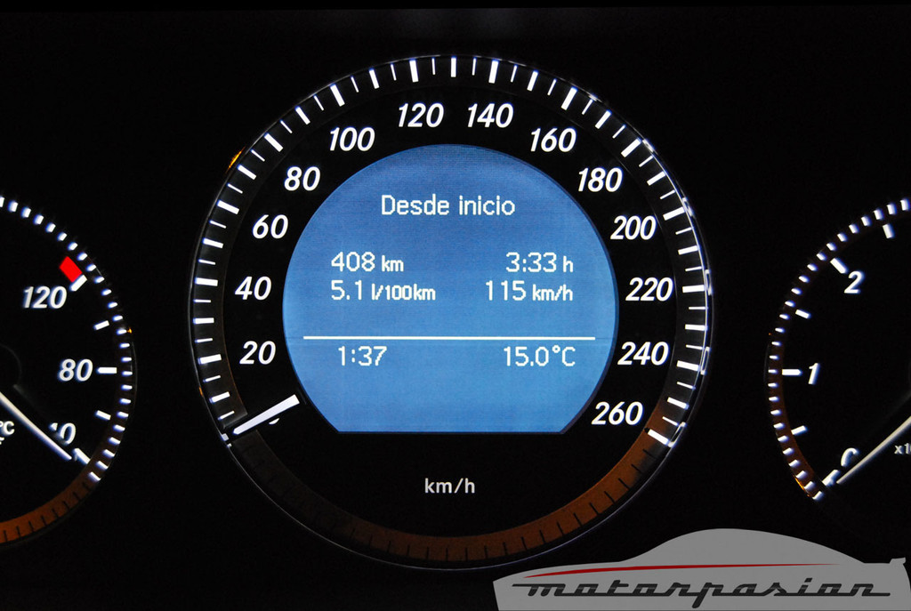 Foto de Mercedes Clase C 200 CDI BlueEfficiency (prueba) (50/56)