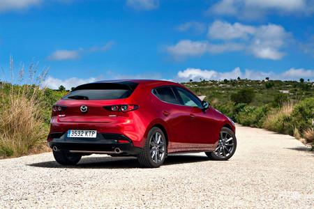 Mazda 3 Skyactiv G Prueba