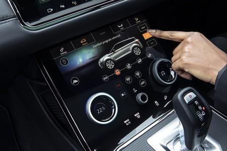 Range Rover Evoque PHEV 2020 modos de conducción