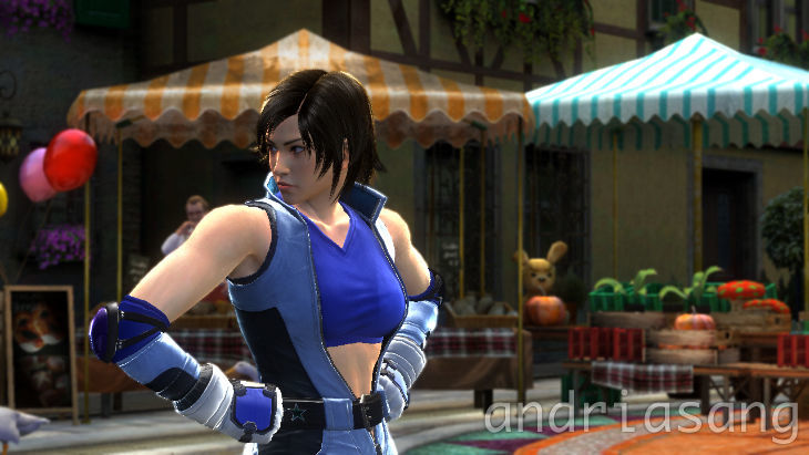 180211 - Tekken Tag Tournament 2 (in-game)