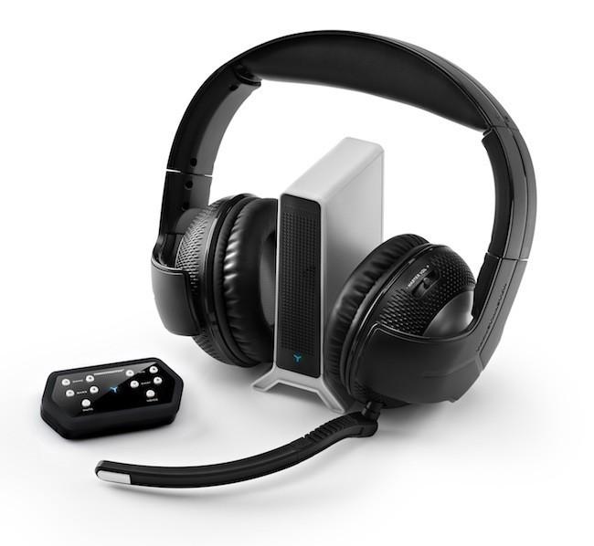 Thrustmaster Y-400, auriculares inalámbricos gaming para PC, Mac, PS3 y Xbox 360