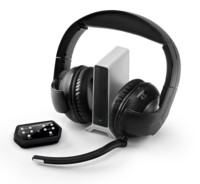 Thrustmaster Y-400, auriculares inalámbricos gaming para PC, Mac, PS3 y Xbox 360