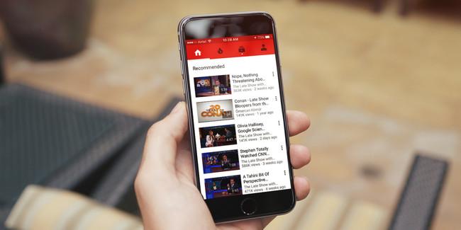 La app de YouTube para iOS ya permite hacer streaming en directo gracias a ReplayKit